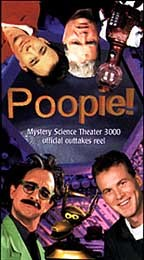 Mystery Science Theater 3000 - Poopie! (Official Outtakes Reel)