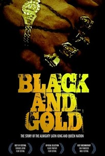 Black And Gold The Story Of The Almighty Latin King And Queen