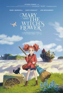 Mary And The Witch S Flower 2018 Rotten Tomatoes