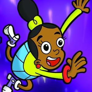 Jackie is voiced by Novie Edwards
