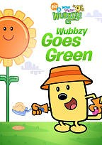 Wow! Wow! Wubbzy!: Wubbzy Goes Green
