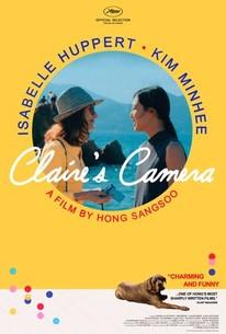 Claire's Camera (La caméra de Claire)
