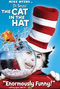 9fd9466e Dr. Seuss' The Cat in the Hat (2003) - Rotten Tomatoes