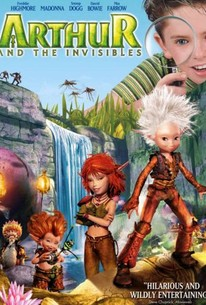 Arthur And The Invisibles Arthur And The Minimoys 2007 Rotten Tomatoes