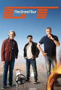 View The Grand Tour - Season 2 (2017) TV Series poster on Ganool
