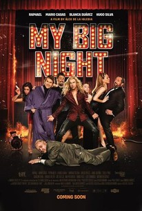 My Big Night (Mi Gran Noche)