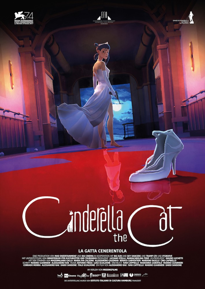 Cinderella The Cat (Gatta Cenerentola)