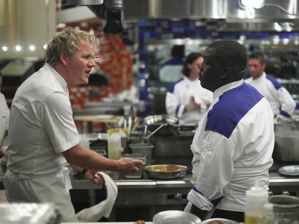 Hell S Kitchen Season 1 Rotten Tomatoes