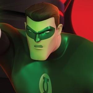 Hal Jordan is voiced by Josh Keaton