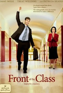 front of the class 2008 rotten tomatoes