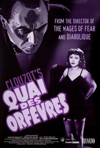 Quai des Orfèvres (Quay of the Goldsmiths) (Jenny Lamour)