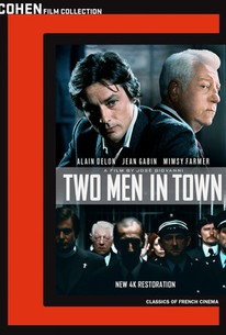 Alain Delon: Two Men in Town