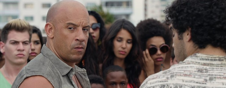The Fate of the Furious (2017) - Rotten Tomatoes