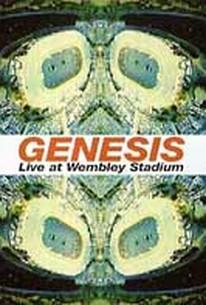 Genesis - Live At Wembley Stadium