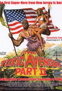 The Toxic Avenger: Part II