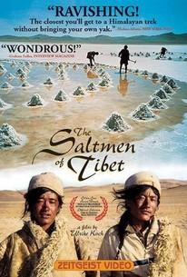 The Saltmen of Tibet