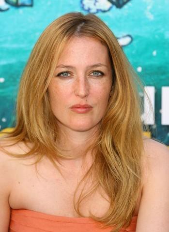 2007 Giffoni Film Festival - Gillian Anderson Tribute