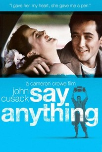 Say Anything...