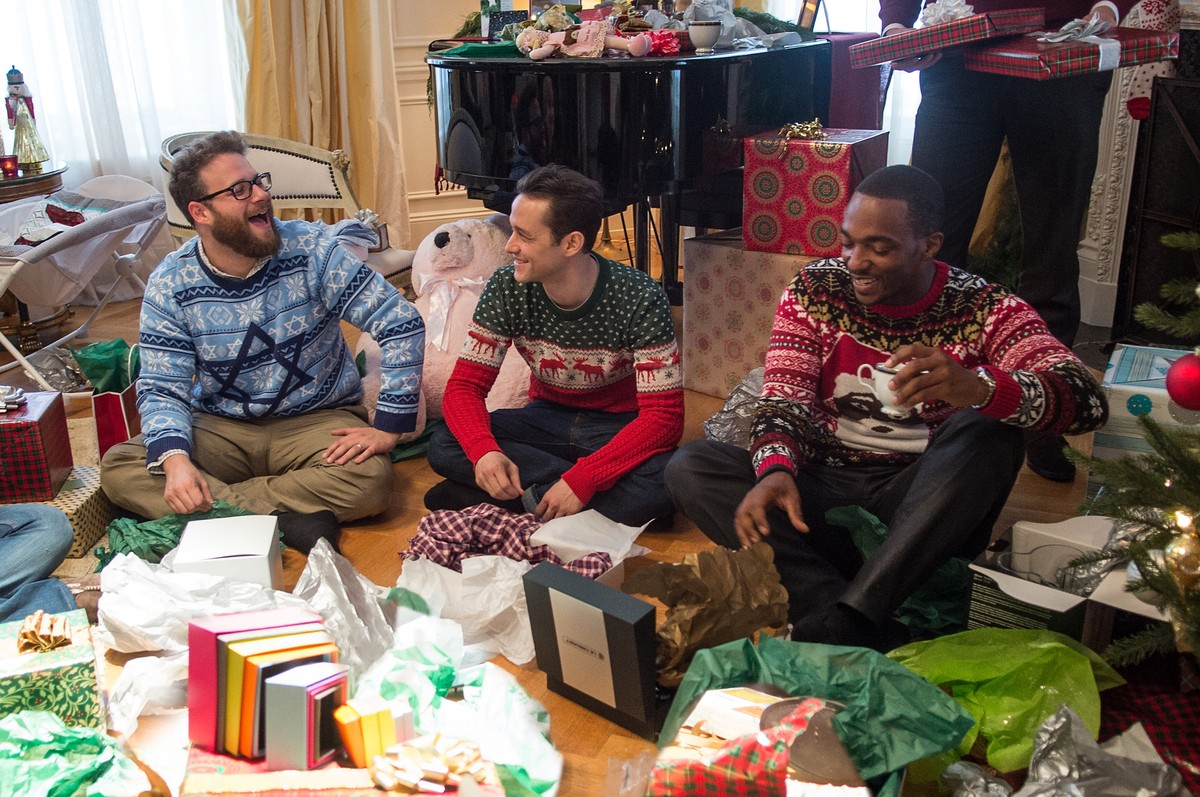 The Night Before (2015) - Rotten Tomatoes