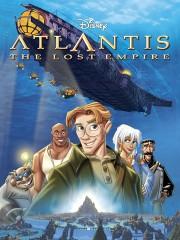 Atlantis - The Lost Empire (2001)