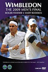 Wimbledon: The 2009 Men's Final - Roger Federer vs. Andy Roddick