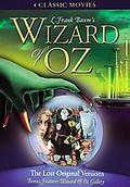 Frank L. Baum's Wizard of Oz - 4 Classic Movies