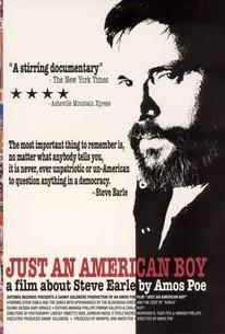 Steve Earle: Just an American Boy