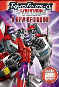Transformers Cybertron - Robots in Disguise, A New Beginning