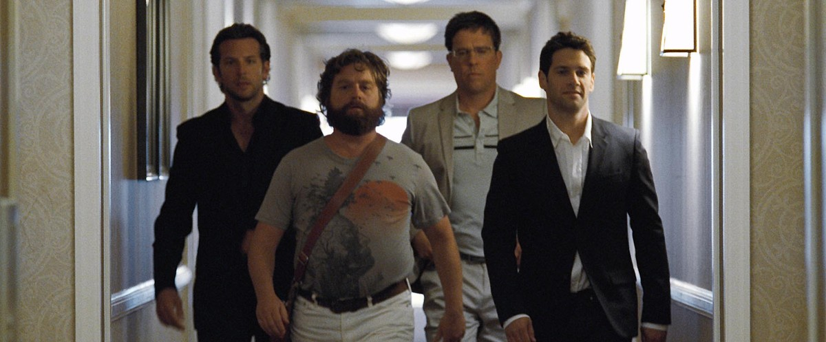 best comedy movies hollywood The Hangover