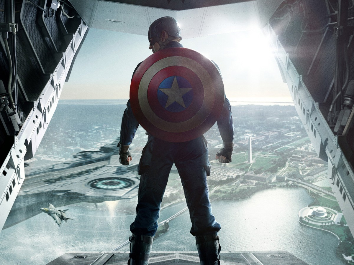 Captain America The Winter Soldier 2014  Rotten Tomatoes