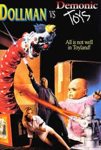 Dollman vs. Demonic Toys