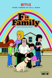 F IS FOR FAMILY MOVIE