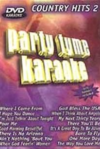 Party Tyme Karaoke - Country Hits 2