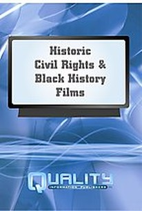 Historic Civil Rights & Black History Films: African American Racism & Prejudice Movies with Martin Luther King & Maya Angelou Footage