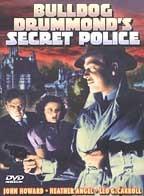 Bulldog Drummond's Secret Police
