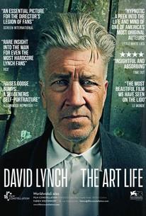 David Lynch: The Art Life movie poster