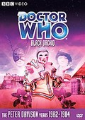 Doctor Who: Black Orchid (NO. 121)