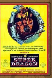 New York chiama Superdrago (Secret Agent Super Dragon) (New York Calling Superdragon)