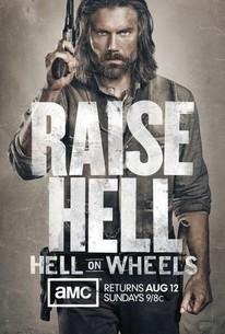 Hell On Wheels Season 2 2017