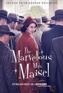 e5a65fff5c1 The Marvelous Mrs. Maisel  Season 1 - Rotten Tomatoes