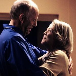 Richard Wilson and Annette Crosbie