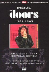 Inside the Doors: A Critical Review 1967-1969