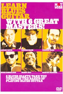 learn Blues Guitar With 6 Great Masters