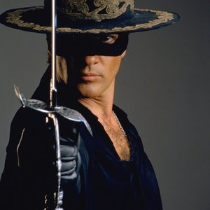 The Mask of Zorro (1998) - Rotten Tomatoes d1a4c968783