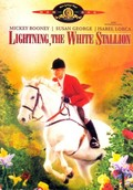 Lightning---The White Stallion