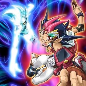 Astral (left) and Yuma Tsukumo