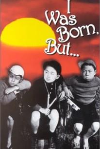 Otona no miru ehon - Umarete wa mita keredo (I Was Born, But ) (Children of Tokyo)