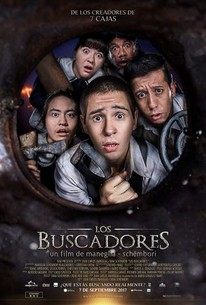 The Gold Seekers (Los Buscadores)
