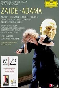 Mozart 22: Zaide-Adama