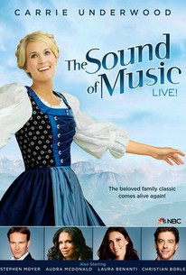 Image result for carrie underwood in the sound of music